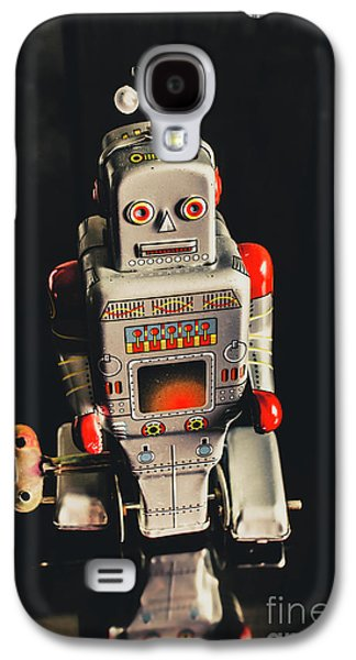 70s Mechanical Android Bot  Galaxy S4 Case by Jorgo Photography - Wall Art Gallery