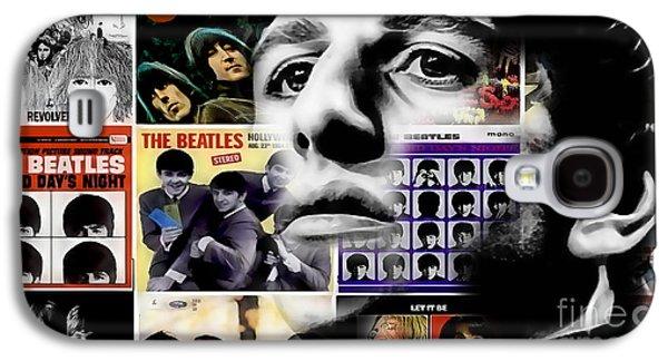 Ringo Starr Collection Galaxy S4 Case
