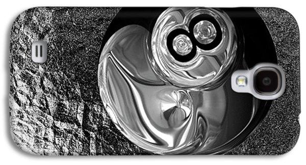 8 Ball Galaxy S4 Case