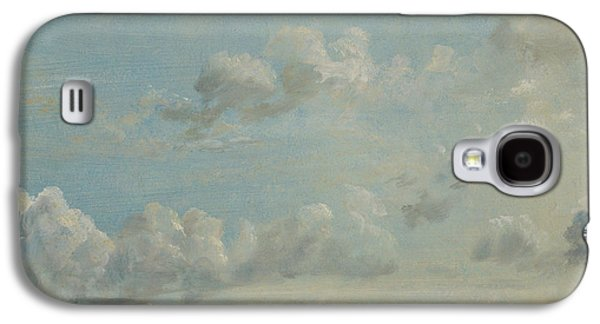 British Title Cloud Study Galaxy S4 Case by John Constable