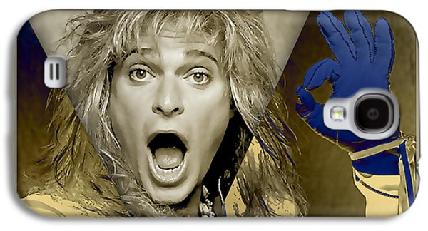 David Lee Roth Collection Galaxy S4 Case