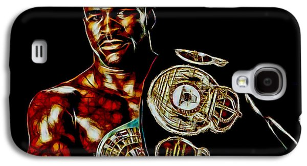 Evander Holyfield Collection Galaxy S4 Case by Marvin Blaine