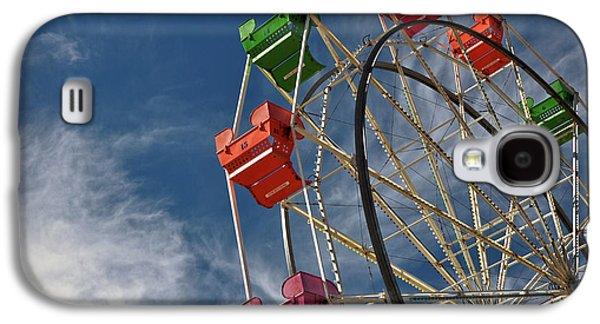 Ferris Wheel Galaxy S4 Case
