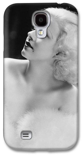 Jean Harlow (1911-1937) Galaxy S4 Case