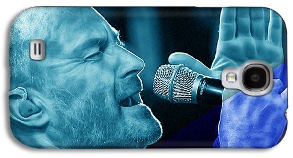 Phil Collins Collection Galaxy S4 Case