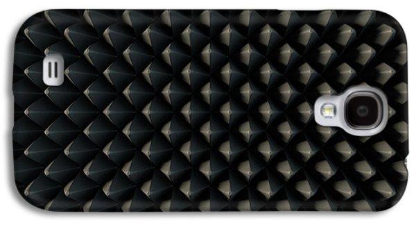 Sound Proof Foam Galaxy S4 Case by Allan Swart
