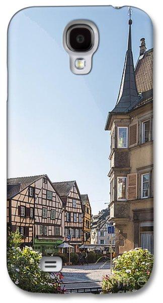 Streets Of Colmar Galaxy S4 Case by Yefim Bam