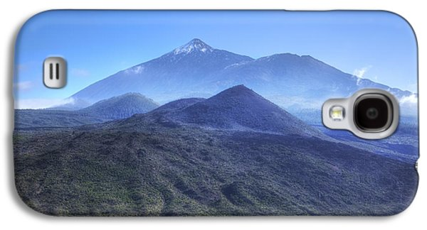 Tenerife - Mount Teide Galaxy S4 Case by Joana Kruse