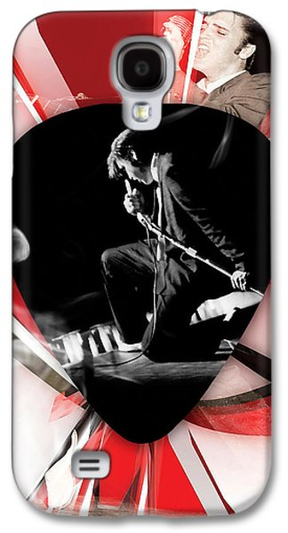 Elvis Presley Art Galaxy S4 Case
