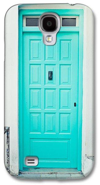 Front Door Galaxy S4 Case by Tom Gowanlock