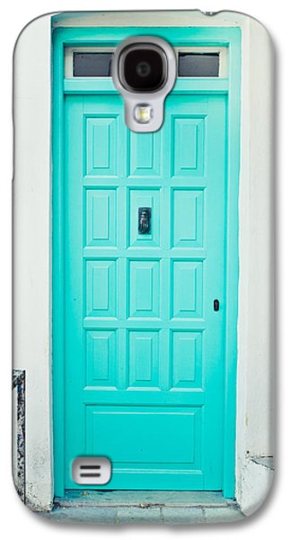 Front Door Galaxy S4 Case by Tom Gowanlock