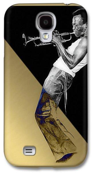 Miles Davis Collection Galaxy S4 Case