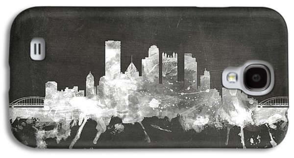 Pittsburgh Pennsylvania Skyline Galaxy S4 Case