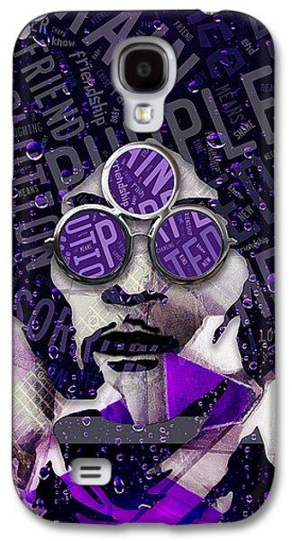 Prince Purple Rain Galaxy S4 Case