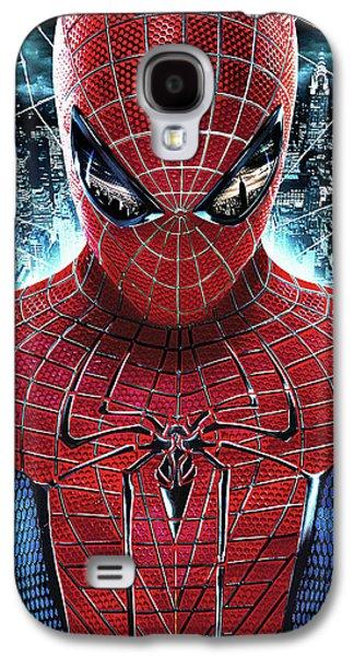 The Amazing Spider-man 2012 Galaxy S4 Case