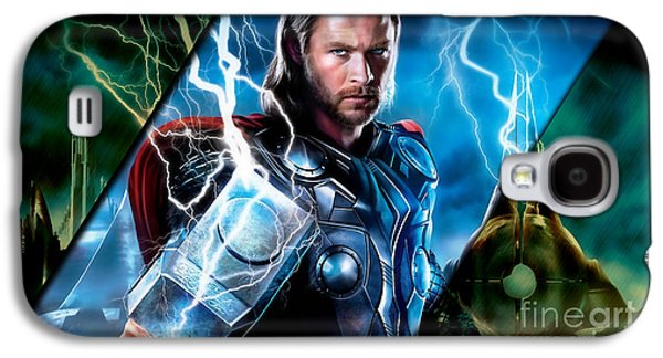 Thor Collection Galaxy S4 Case