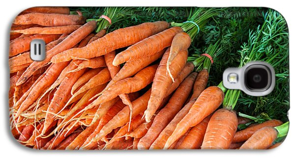 Carrot Galaxy S4 Case - A Bunch Of Carrots by Todd Klassy