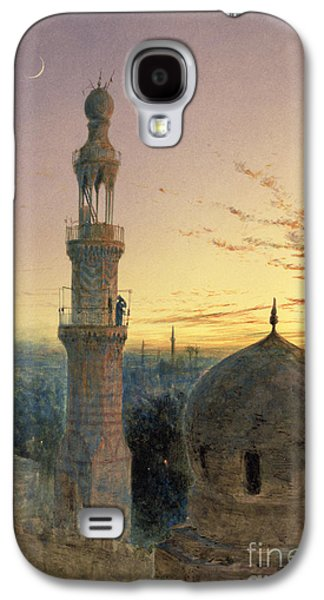 A Call To Prayer Galaxy S4 Case by Henry Stanier