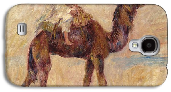A Camel Galaxy S4 Case by Pierre Auguste Renoir