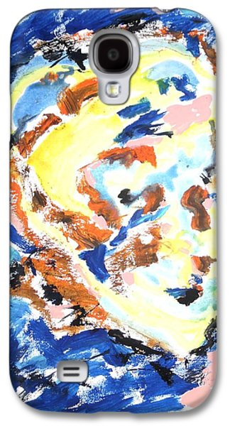 A Certain Inwardness Galaxy S4 Case by Esther Newman-Cohen