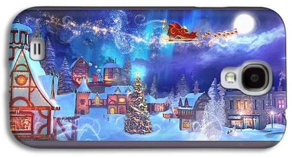 A Christmas Wish Galaxy S4 Case