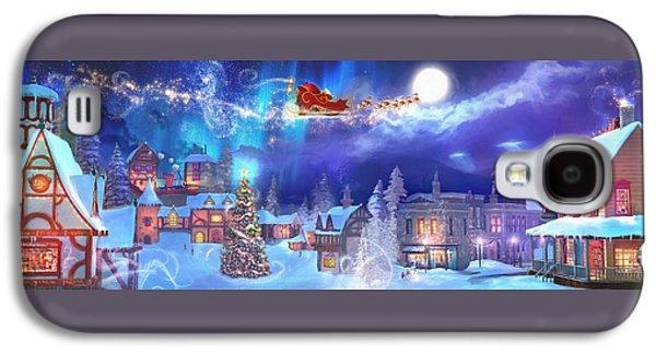A Christmas Wish Galaxy S4 Case by Joel Payne