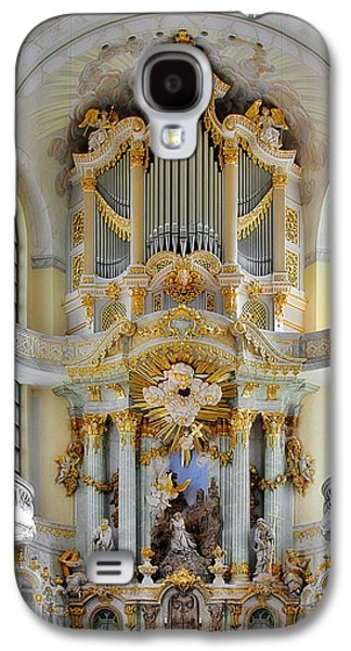 Deutschland Galaxy S4 Cases - A church filled with music - Church of Our Lady Dresden Galaxy S4 Case by Christine Till