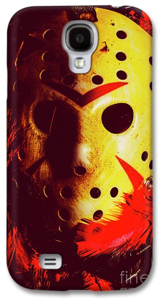 Shock Galaxy S4 Case - A Cinematic Nightmare by Jorgo Photography - Wall Art Gallery