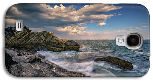 A Cove On Muscongus Bay Galaxy S4 Case by Rick Berk