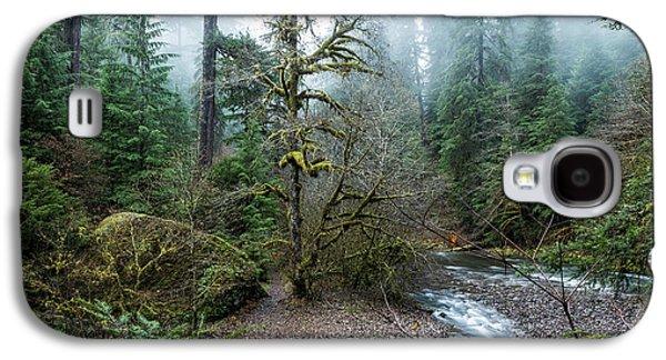 A Creek Runs Through It Galaxy S4 Case