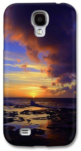 A Dark Cloud Among Colour Galaxy S4 Case by Tara Turner