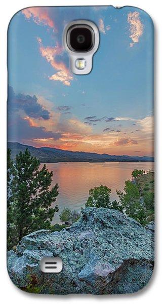 A Dash Of Pink Galaxy S4 Case