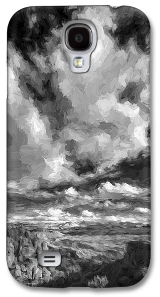 A Day With Clouds II Galaxy S4 Case