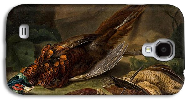 Woodcock Galaxy S4 Case - A Dead Pheasant by MotionAge Designs