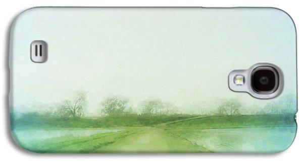 A Delta Road Galaxy S4 Case by Terry Davis