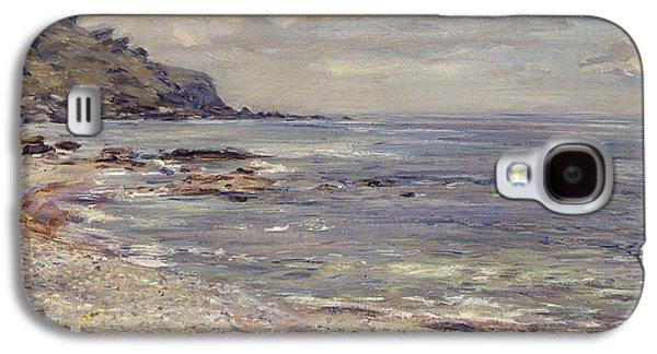 A Deserted Rocky Shore Galaxy S4 Case