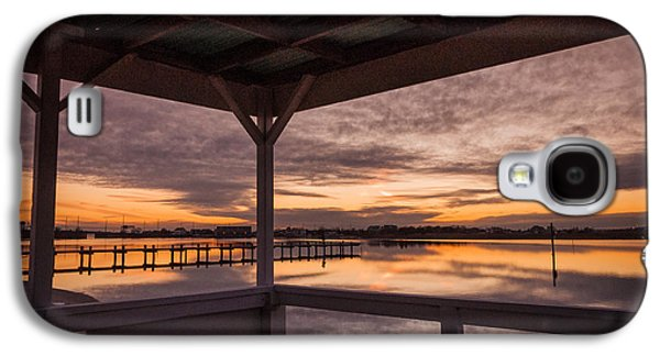 A Dockside View Galaxy S4 Case
