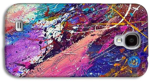 A Faded Memory Galaxy S4 Case