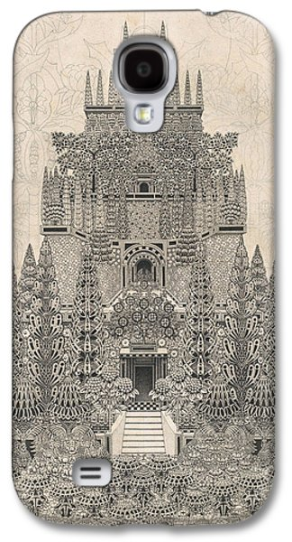 A Fantastic Tiered Structure Galaxy S4 Case by Herbert Crowley