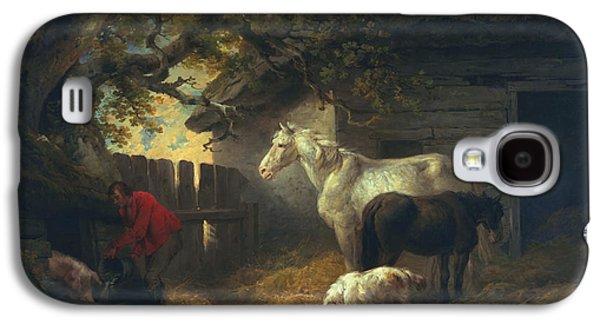 A Farmyard Galaxy S4 Case