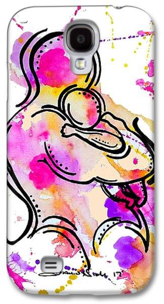 A Father's Love Galaxy S4 Case by Diamin Nicole