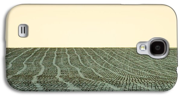 A Field Stitched Galaxy S4 Case by Todd Klassy