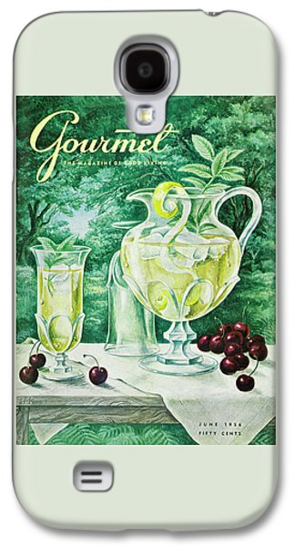 A Gourmet Cover Of Glassware Galaxy S4 Case