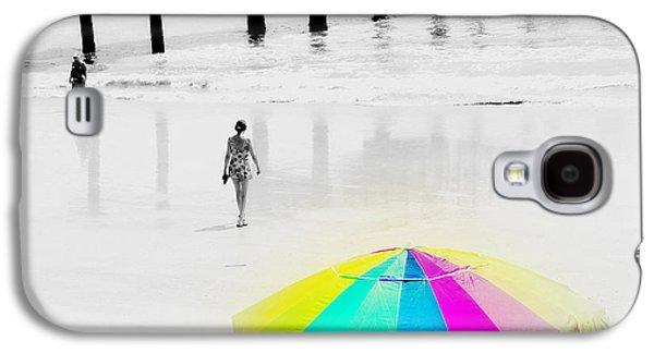 A Hot Summer Day Galaxy S4 Case by Susanne Van Hulst