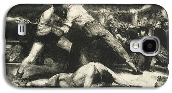 A Knock-out Galaxy S4 Case