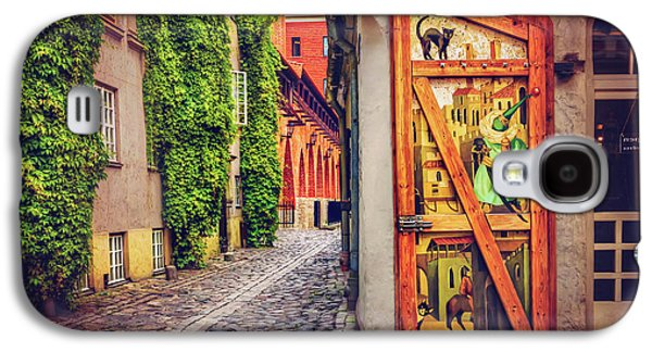 A Little Corner Of Riga  Galaxy S4 Case