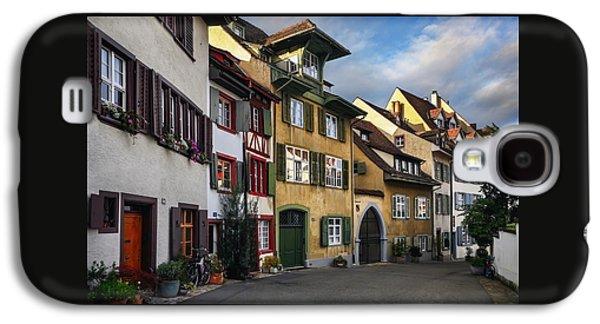 A Little Swiss Street Galaxy S4 Case