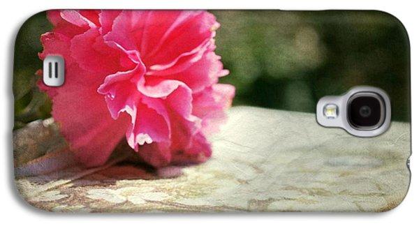 A Love Sonnet Galaxy S4 Case by Kathy Bucari