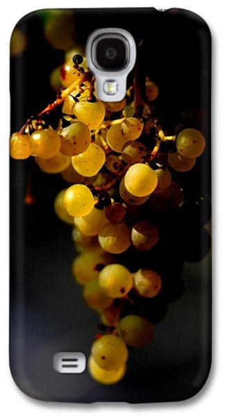 A Luscious Bunch Of Grapes Galaxy S4 Case by Ian Sanders