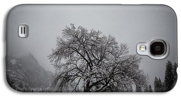 A Magic Tree Galaxy S4 Case by Lora Lee Chapman